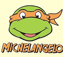 Michelangelo by husavendaczek