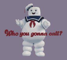 Who you gonna call? Kids Tee