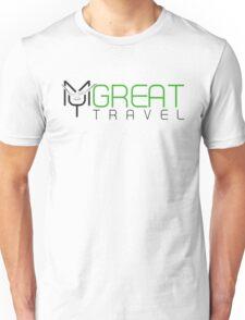 MYGREAT Travel Unisex T-Shirt