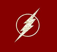 The Flash Logo 03 by miss0aer