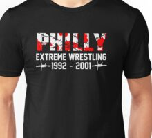 ECW Philly Tribute T - Shirt Unisex T-Shirt