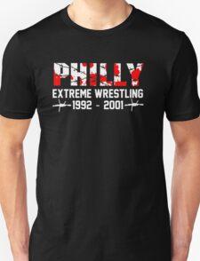ECW Philly Tribute T - Shirt T-Shirt