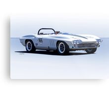 1965 Corvette Roadster Production GT Metal Print