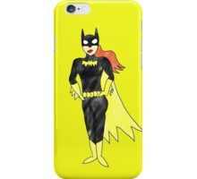 The Batgirl iPhone Case/Skin