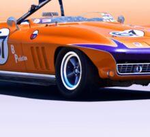 1965 Chevrolet Corvette Production GT Sticker