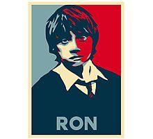 I'm Ron. Ron Weasley Photographic Print