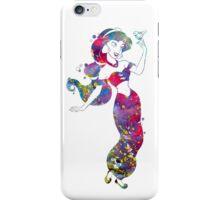 Princess Jasmine Watercolor iPhone Case/Skin