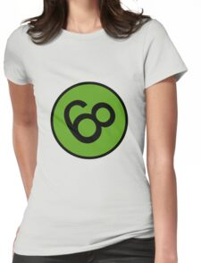 68 Womens Fitted T-Shirt
