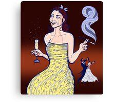 Lynsye's Big Night Out Canvas Print