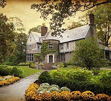 Tudor Style by Jessica Jenney