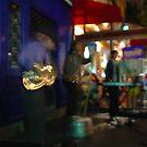 Paris Street Musicians by APhillips