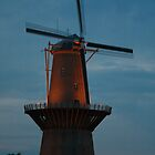 Windmill by Moonen