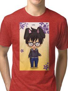 Link - Good Mythical Morning  Tri-blend T-Shirt