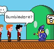Dumbledore's alive? by husavendaczek