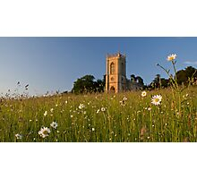 Croome Church - Spring Photographic Print