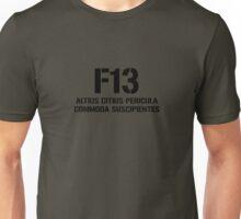 F13 Unisex T-Shirt