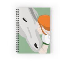 Nuzzle Spiral Notebook