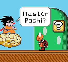 this ain't master roshi by husavendaczek
