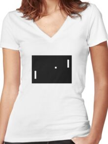 ping Women's Fitted V-Neck T-Shirt