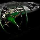 1956 Green Hornet Chevy Belair by ArtbyDigman