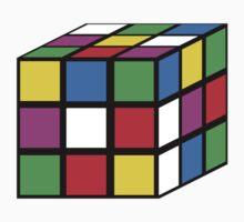 rubik - the cube Kids Clothes