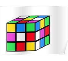rubik - the cube Poster