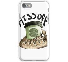 Hiss off iPhone Case/Skin