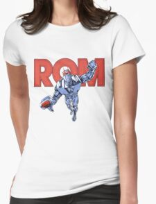 Rom Womens Fitted T-Shirt