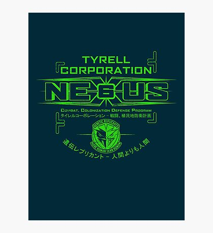 Nexus 6 Photographic Print