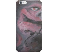 Deadly Red iPhone Case/Skin