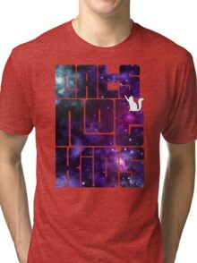 Cats, Not Kids Tri-blend T-Shirt