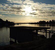 Sunset - Bellevue by Chris Paul