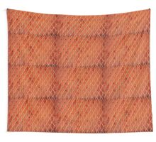 Metallic Vintage Net Wall Tapestry