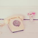 Telephone and Sugar Almonds by Anna Davies