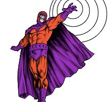 Magneto  by SirG