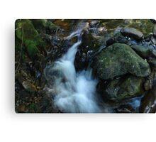 Wonderful Wateryfall Canvas Print