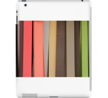 Leather belts Florence Italy iPad Case/Skin