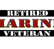 Retired Marine Veteran by Buckwhite