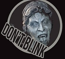 Don't Even Blink by iheartgallifrey