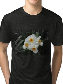 Daffodils Selectively Tri-blend T-Shirt