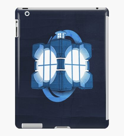 Companion Box iPad Case/Skin