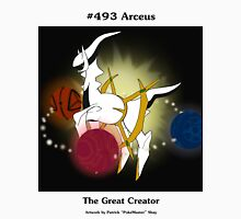 Arceus - The Great Creator Unisex T-Shirt