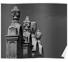 Bealsville tombstones Poster