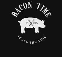 Bacon Time [White] Unisex T-Shirt