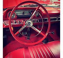 1963 Ford Galaxie Photographic Print