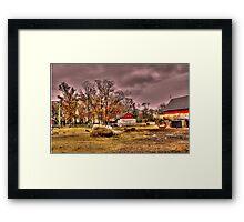 Six Pines Ranch Framed Print
