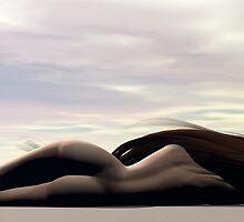 Longing by Sandra Bauser Digital Art