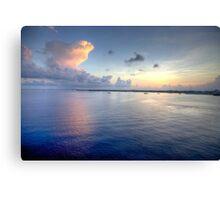 Grand Cayman HDR Sunrise Canvas Print