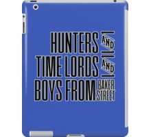 SUPER.WHO.LOCK iPad Case/Skin