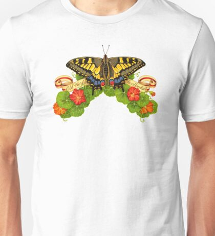 Old World Swallowtail and Blue Rhapsody T-Shirt